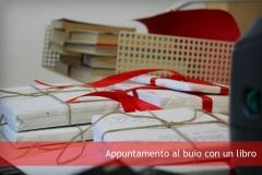 Appuntamento al buio con un libro - Biblioteca Metropolitana Emilio Lussu
