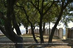 Biblioteca Emilio Lussu - Accesso Roseto