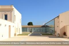 Biblioteca Emilio Lussu - Corte Interna