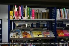 Biblioteca Emilio Lussu - Sala Antonio Romagnino