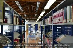 Biblioteca Emilio Lussu - Sala Luigi Rachel