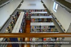 Biblioteca Emilio Lussu - Sala Mercede Mundula
