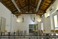 Biblioteca Emilio Lussu - Sala Ristoro