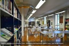 Biblioteca Emilio Lussu - Sala Sergio Atzeni