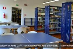 Biblioteca Emilio Lussu - Sezione Fumetti