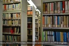 Biblioteca Emilio Lussu - Sezione Magazzino