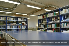 Biblioteca Emilio Lussu - Sezione Sardegna