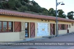 Sistema Bibliotecario di Monte Claro - Biblioteca Metropolitana Ragazzi. Ingresso