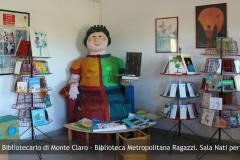 Sistema Bibliotecario di Monte Claro - Biblioteca Metropolitana Ragazzi. Sala Nati per Leggere