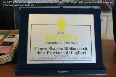 Sistema Bibliotecario di Monte Claro - Centro Regionale di Documentazione Biblioteche per Ragazzi. Premio nazionale Andersen