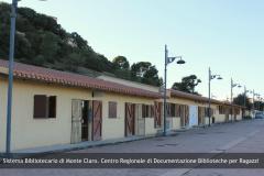 Sistema Bibliotecario di Monte Claro - Centro Regionale di Documentazione Biblioteche per Ragazzi. Ingresso