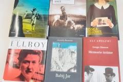 Nuovi arrivi in Biblioteca Emilio Lussu aprile-maggio 2021