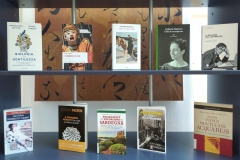 Nuovi arrivi in Biblioteca Emilio Lussu gennaio 2021