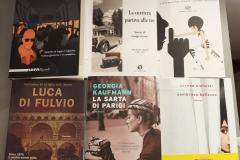 Nuovi arrivi in Biblioteca Emilio Lussu giugno 2021