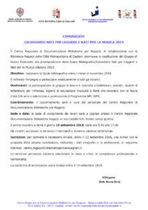 Comunicato NPL NPM 2019