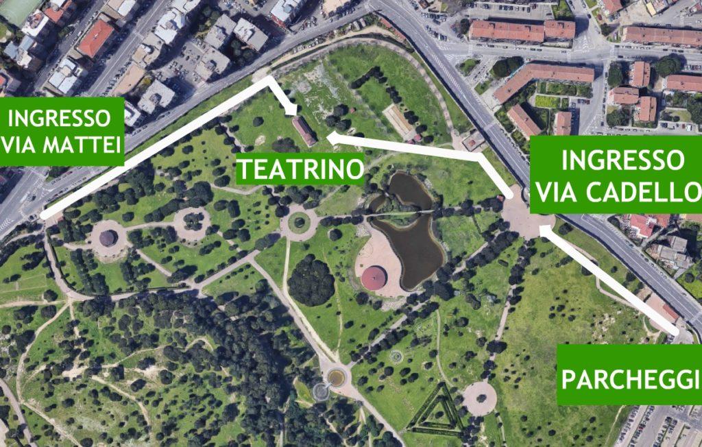 Teatrino Parco Monte Claro