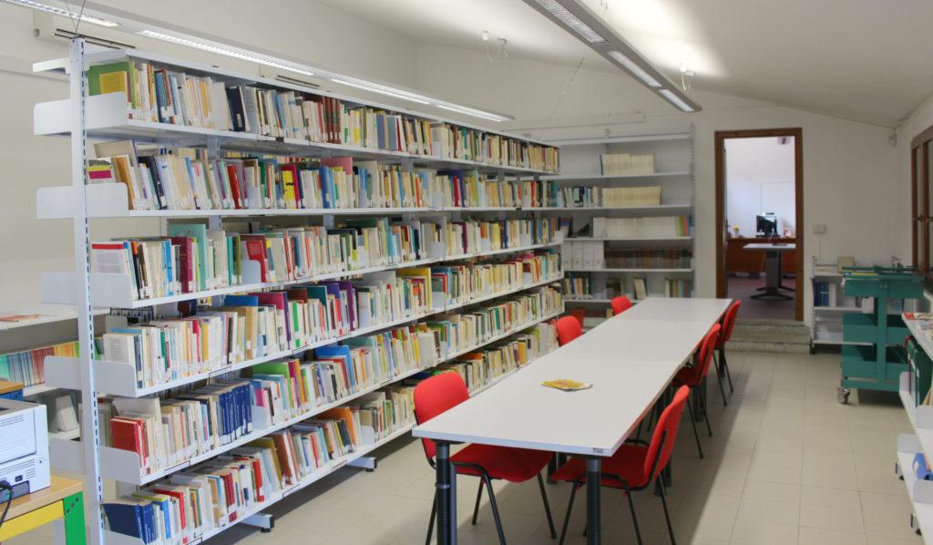 Biblioteca Scienze Sociali della Città metropolitana di Cagliari, Sala lettura