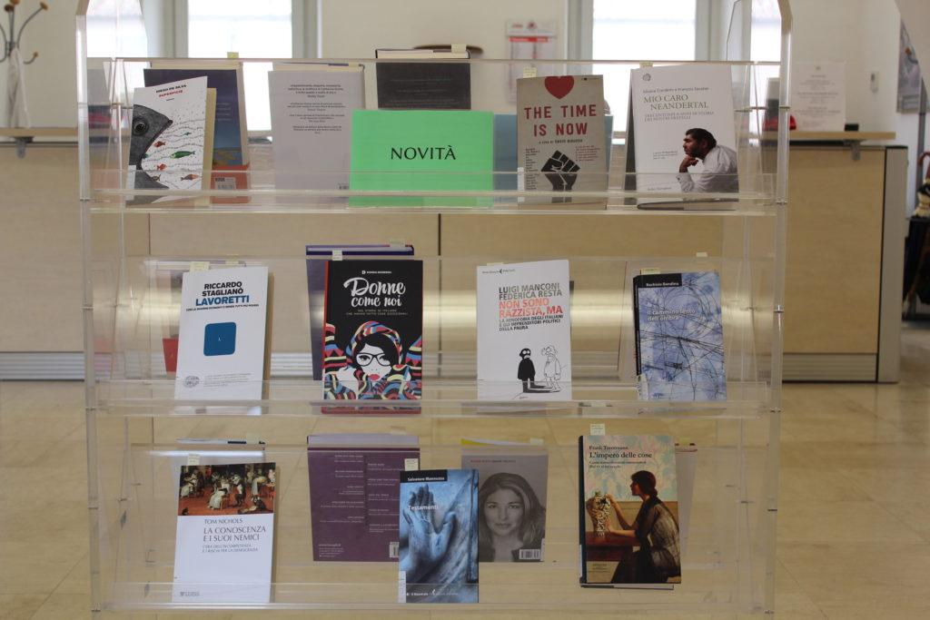 Nuovi arrivi in Biblioteca luglio-agosto 2018