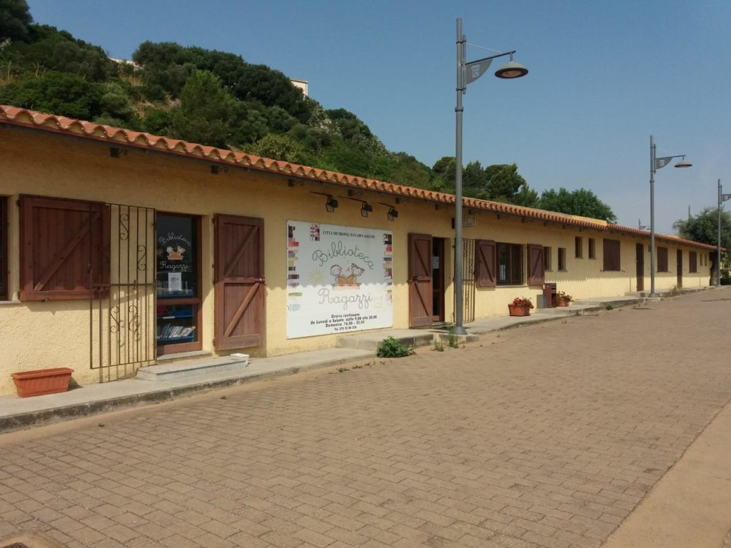 Biblioteca Ragazzi e CRDBR
