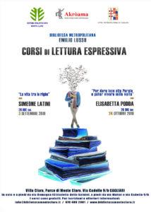 Corso di lettura espressiva 2019