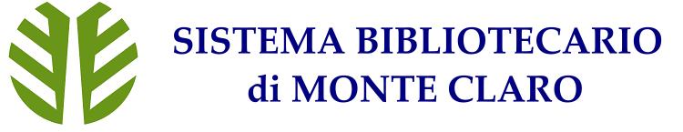 Sistema Bibliotecario di Monte Claro Città Metropolitana di Cagliari