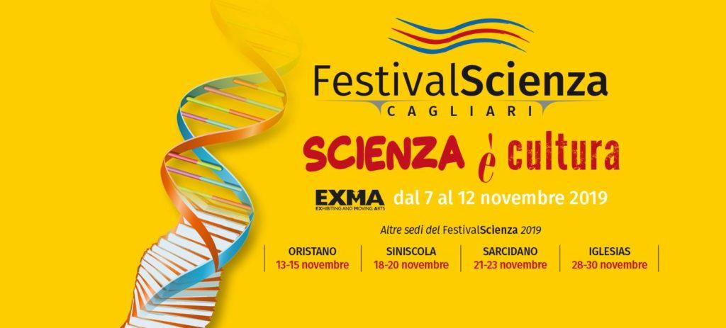 Cagliari Festival Scienza: XII Edizione