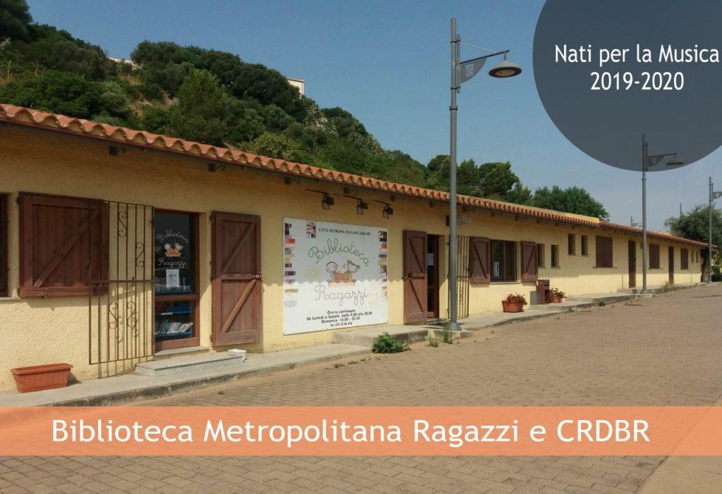 Biblioteca Metropolitana Ragazzi e CRDBR
