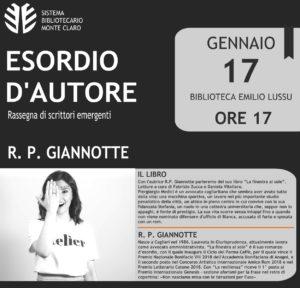 Presentazione RP Giannotte