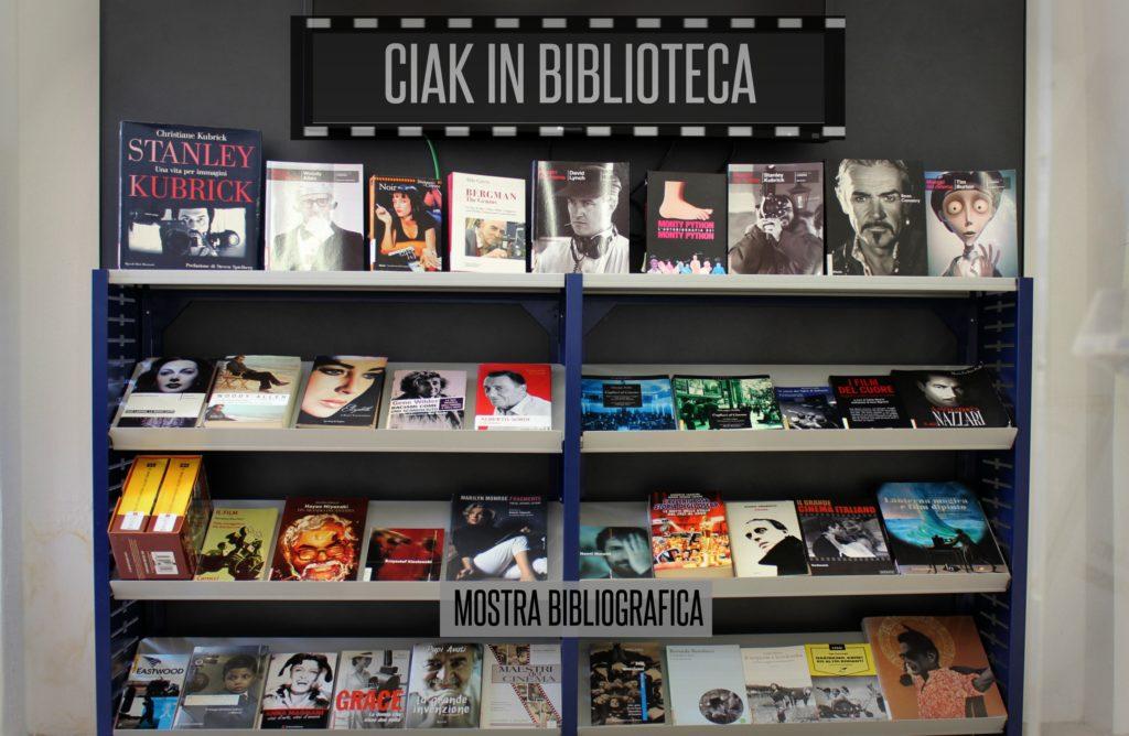 Bibliografia Un Ciak in Biblioteca