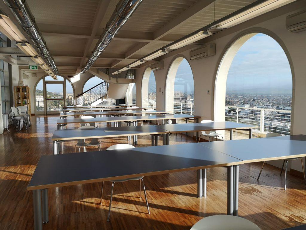 Biblioteca Emilio Lussu - Sala Studio