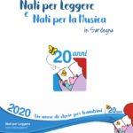Guida bibliografica-calendario Nati per leggere e Nati per la musica in Sardegna 2020