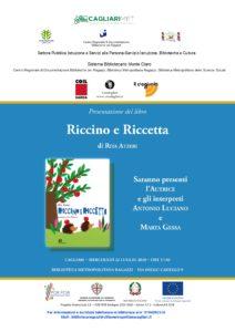 """Presentazione del libro """"Riccino e Riccetta"""""""