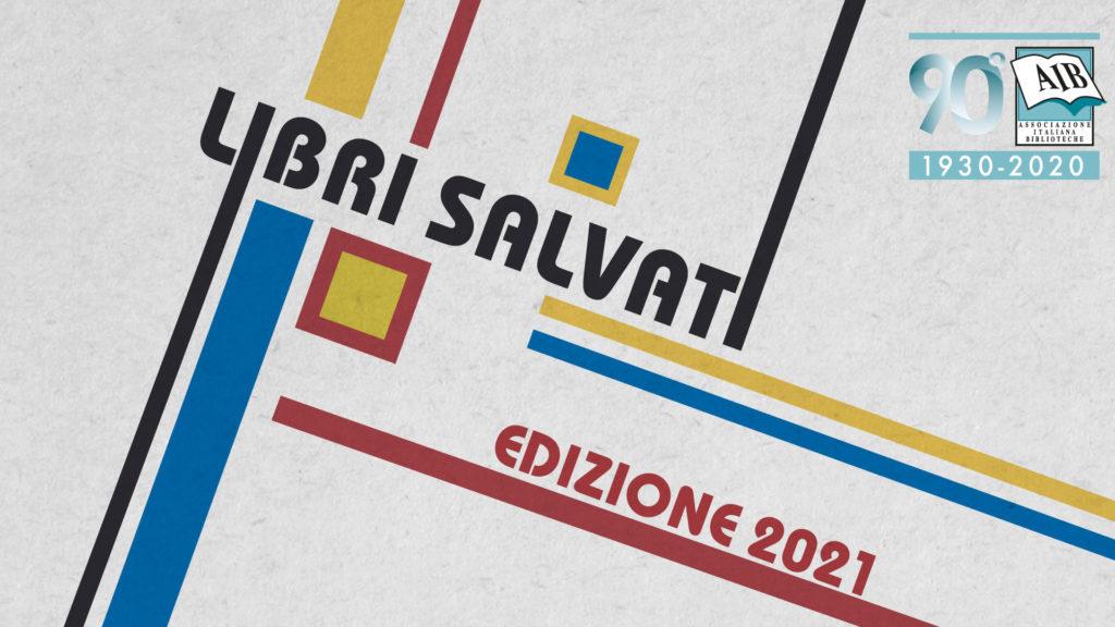 Libri salvati – edizione 2021