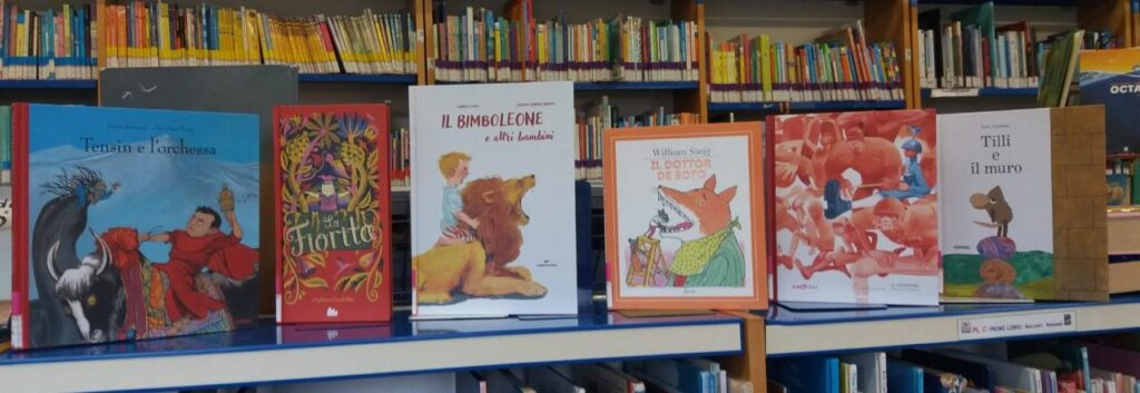 Nuovi arrivi in Biblioteca Ragazzi Febbraio 2021